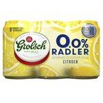 Grolsch Radler Citroen 0,0% 6-pack