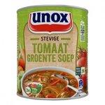 Unox Stevige tomaat-groentesoep