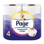 Page Kussenzacht design toiletpapier