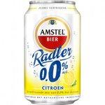 Amstel Radler citroen 0,0% (blikje)