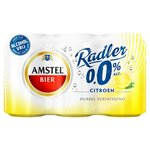 Amstel Radler citroen 0.0% 6-pack