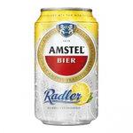 Amstel Radler citroen (blikje)