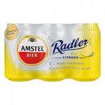 Amstel Radler citroen 6-pack