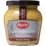 De Marne Groninger mosterd grof & pittig