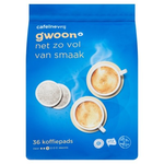 G'woon koffiepads cafeïnevrij