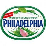 Philadelphia Knoflook & fijne kruiden roomkaas