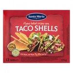 Santa Maria Taco shells