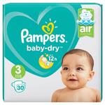 Pampers Baby-dry luiers maat 3