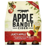 Apple Bandit Juicy Apple 6-pack