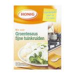 Honig Groentesaus met tuinkruiden