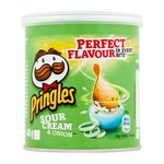 Pringles Sour cream & onion (klein)