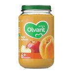 Olvarit 6+ mnd - Appel abrikoos