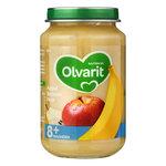 Olvarit 8+ mnd - Banaan appel peer