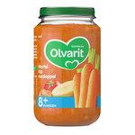 Olvarit 8+ mnd - Wortel kip aardappel