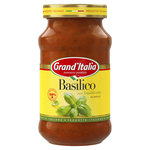 Grand'Italia Basilico pastasaus (400 ml)