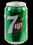 7-up Regular (blikje)