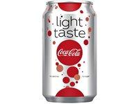 Coca Cola Light (blikje)