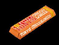 Tony's Chocolonely Melk/karamel/zeezout (47 gram)