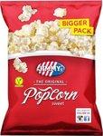 Jimmy's Popcorn zoet