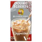 Douwe Egberts Iced cappuccino oploskoffie