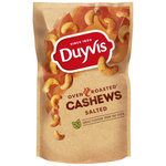 Duyvis Cashews oven roasted salted