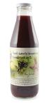Appel-zwarte bessensap tweedrank 100%