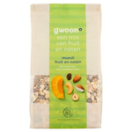 Gwoon Muesli Fruit & Noten