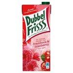 DubbelFrisss Framboos & cranberry