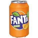 Fanta Orange (blikje)