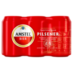 Amstel 6x 0.33CL