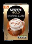 Nescafé Caramel Latte