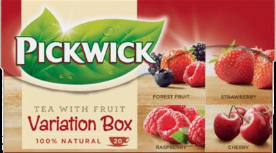 Pickwick Variation Box Rood