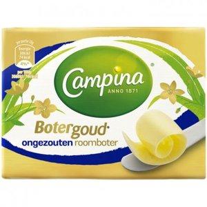 Campina Botergoud roomboter ongezouten