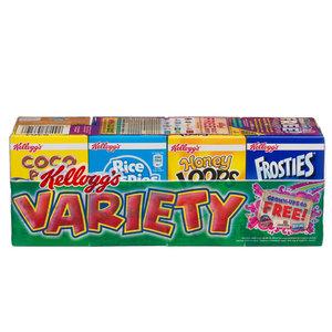 Kellogg's Variety 8 Mini-Packs