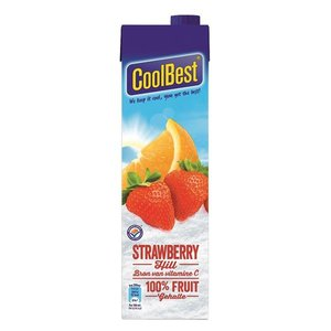 CoolBest Strawberry 1L