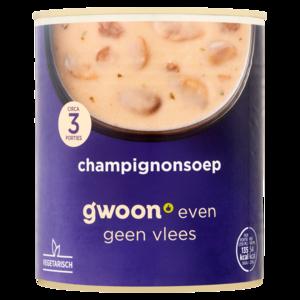 G'woon Champignonsoep