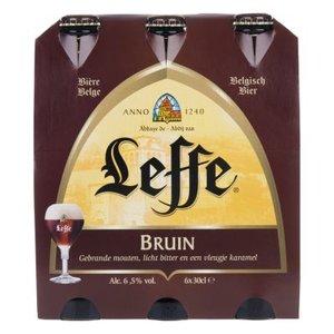 Leffe Bruin 6x 0.30CL