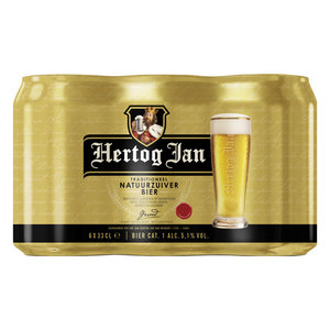 Hertog Jan 6x 0,33CL