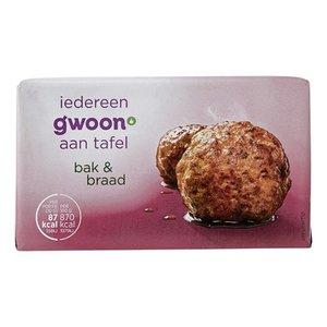 Gwoon Bak & Braad Boter