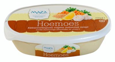 Maza Hoemoes Naturel